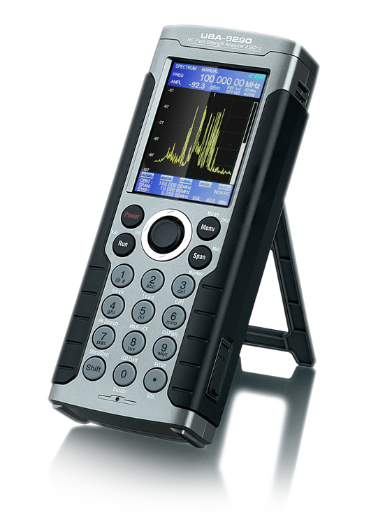 UBA-9290 Field Strength Meter with Spectrum Analyzer