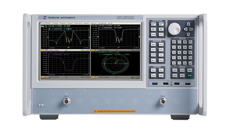 Transcom T52xx Series Vector Network Analyzer (VNA)